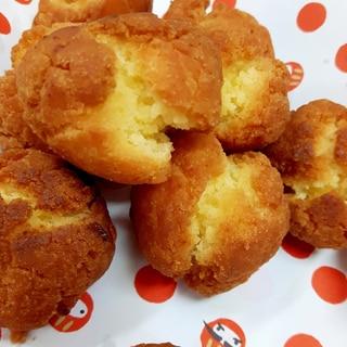 沖縄のドーナツ(^^)子供が喜ぶサータアンダギー♪
