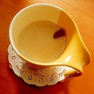 4分!+生姜&シナモン❤緑茶のチャイ♪(芽茶使用)