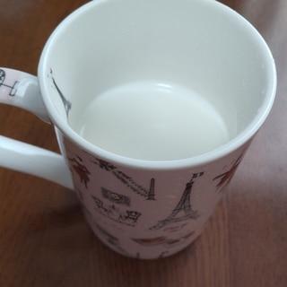 レンジで簡単♪キャラメルミルク