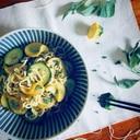 zucchini&yakisoba
