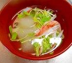 冬瓜のコンソメスープ