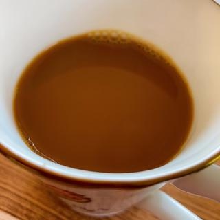 キャラメル香るミルクコーヒー