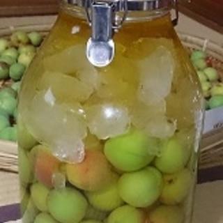 お酢で健康☆飲む酢☆梅サワー♪