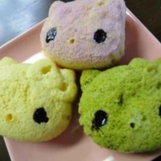 ひな祭り★可愛い簡単三色ケーキ