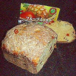 HBで フルーツ食パン