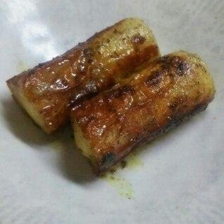 お弁当に☆竹輪チーズのカレー炒め!