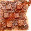 冷凍作り置き◎あんココア・チョコトースト
