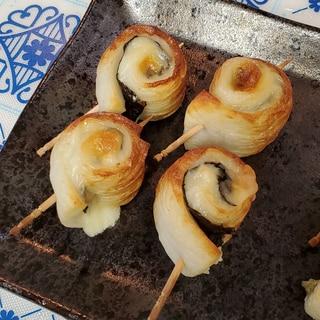 【トースターで】ちくわの 海苔チーズ巻き