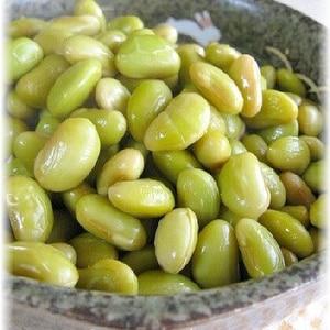 山形の乾燥秘伝豆でふっくら煮豆