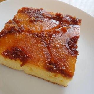 ◇パイナップルのアップサイドダウンケーキ◇
