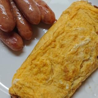 ごま風味❣納豆の卵焼きꕤ୭*