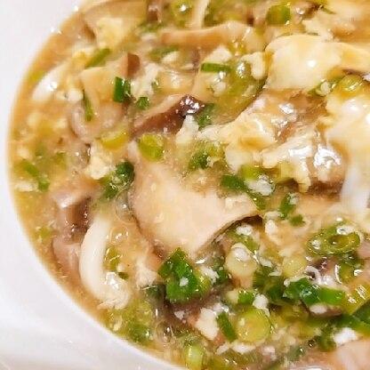 椎茸をプラスしてみました♪最高に美味しいおうどんのレシピです…!またリピします(*^^*)!