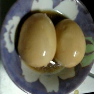 圧力鍋で♪煮卵
