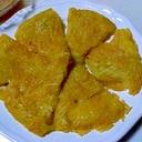 アンデスレッドのハッシュドポテト