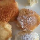 フライパンで焼く朝食パン。おやつにも♪