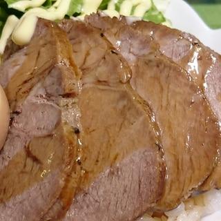 ストウブDE〜しっとり柔らか煮豚