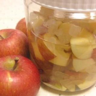 自家製♡りんご酢