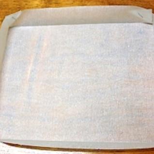 簡単!手作りトレーで★洗い物を減らそう!