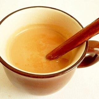 マサラ・チャイ インド式ミルクティー