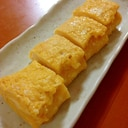 チーズ入り(^^♪卵焼き