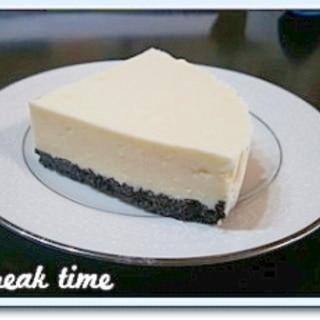オレオdeレアチーズケーキ(パパ作)