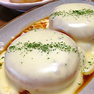 洋風ふろふき大根です☆甘め麺つゆにチーズがとろン♪