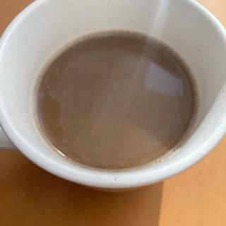 バニラミルクコーヒー