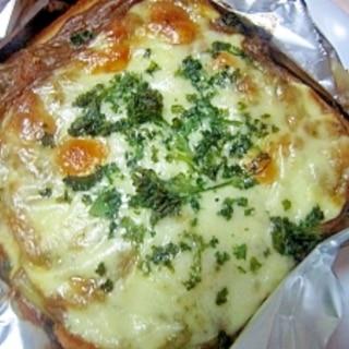 カレーチーズ☆トースト