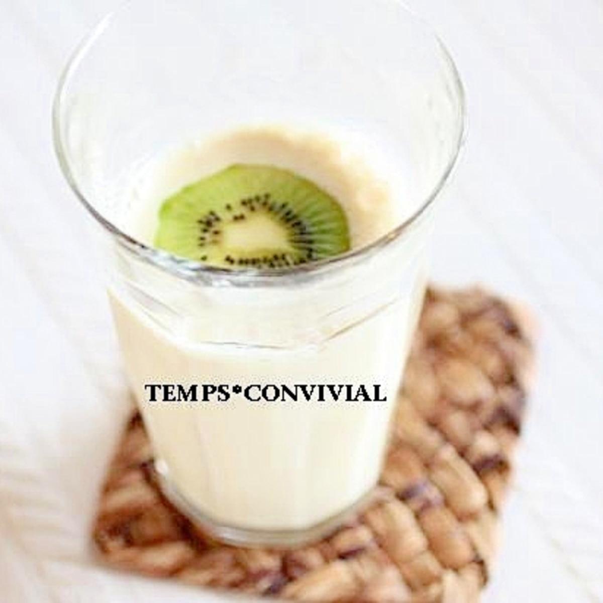 ドロドロ 豆乳