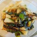 ★簡単☆長芋とねぎののり佃煮和え★
