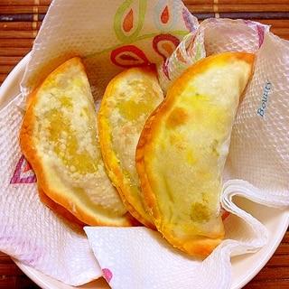 【ノンフライヤー】カボチャのおやつ餃子