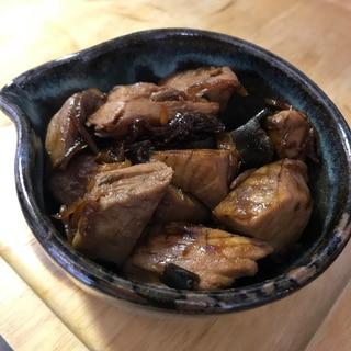 カツオの角煮