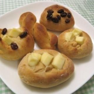 血糖値が気になる方の大豆粉100%の大豆粉パン