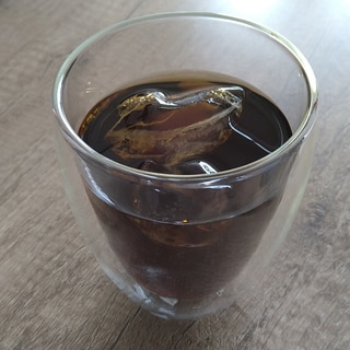100均グッズで水出しコーヒー