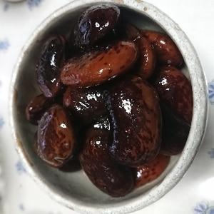 豆屋おすすめ!高原花豆の煮豆(高原紫花豆)