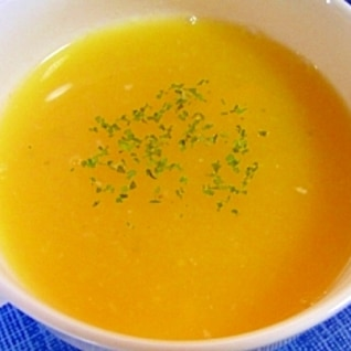 冬に食べたい★蜜芋のポタージュ