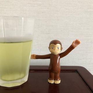 カフェインレスの冷た〜い緑茶☆