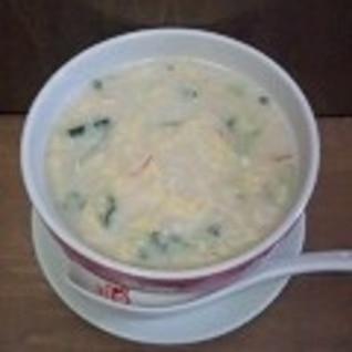 オートミール粥 ~雑炊風~