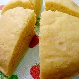 2分蒸すだけバナナ蒸しパン☆改良版