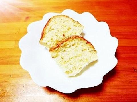 八朔入り♪薄力粉で作るHB御飯パン