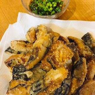 コストコ冷凍鯖の竜田揚げ