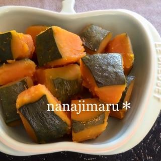 ル・クルーゼで☆かぼちゃの煮物