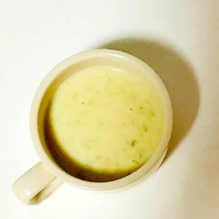 さつま芋のシンプルスープ