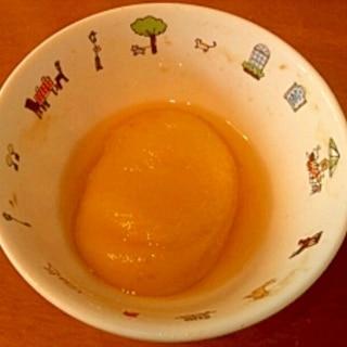 甘くない桃を甘く♪レンジで3分§白桃のコンポート§