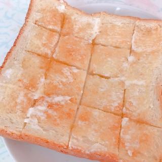 ハニークリームチーズトースト