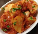 かぶのトマト煮