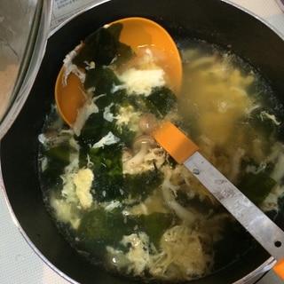 焼肉屋さん風!スープ