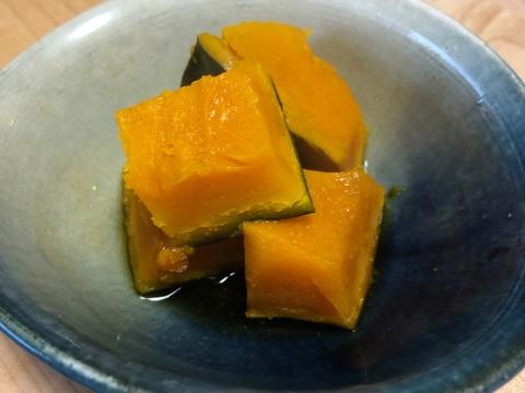 電気圧力鍋シロカで1分ほっくりかぼちゃ煮
