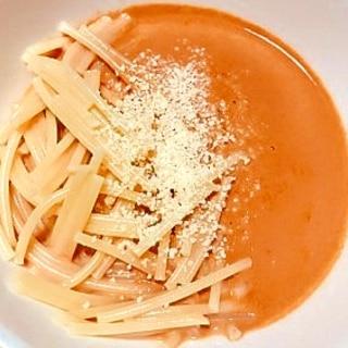 母親の介護食・嚥下食にトマトクリームパスタ