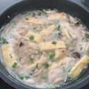 【ダイエット】オートミールの中華粥